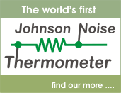 Johnson Noise Thermometer